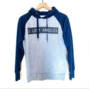 "Cotton On ""I Lost Angeles"" Hoodie"